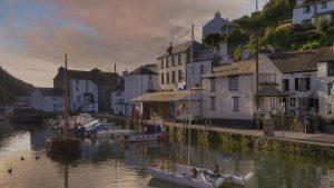 Oceans studio on the harbour